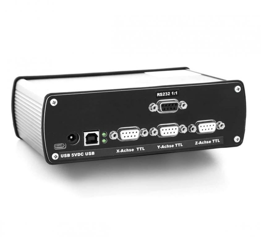 USB Encoder Boxen