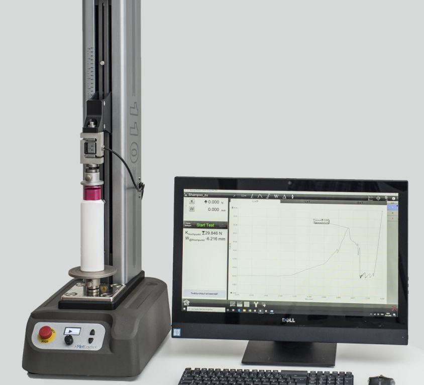 Metlogix Kraftprüfmaschine / Universalprüfstand